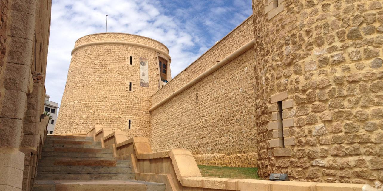 Castillo De Santa Ana O De Las Roquetas Guia Repsol