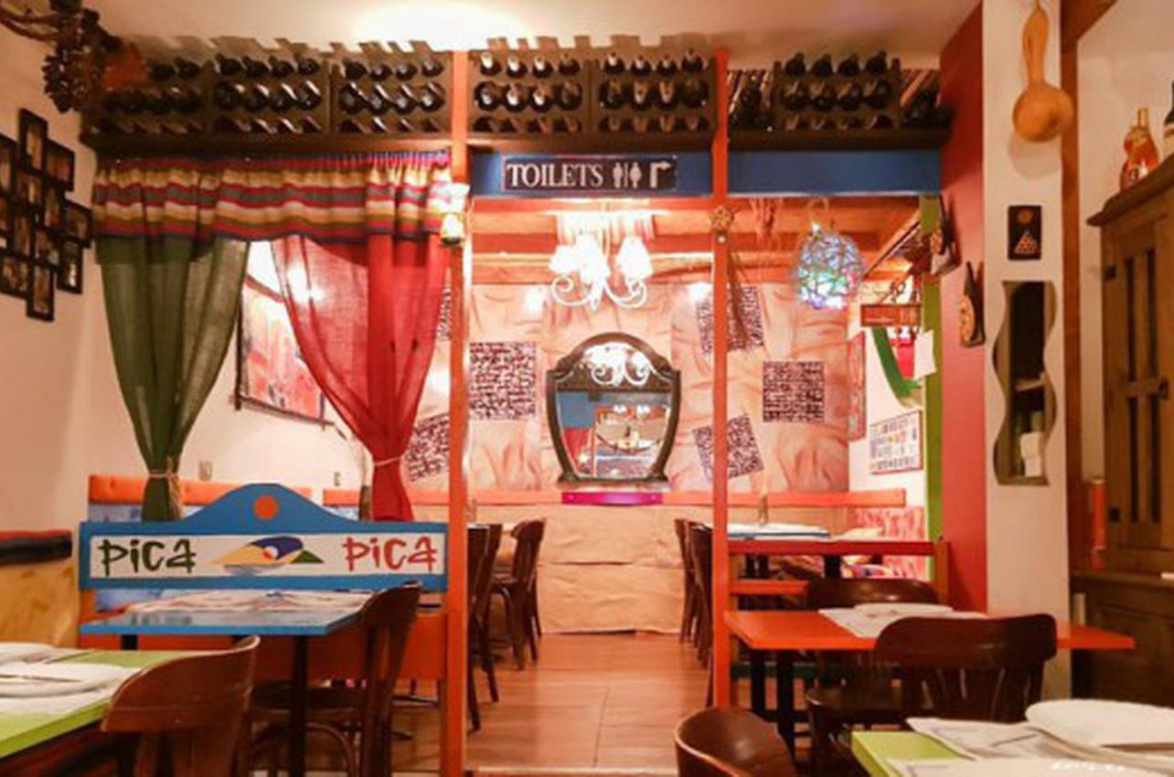 Pica Pica - Mezze &  Tapas Stories
