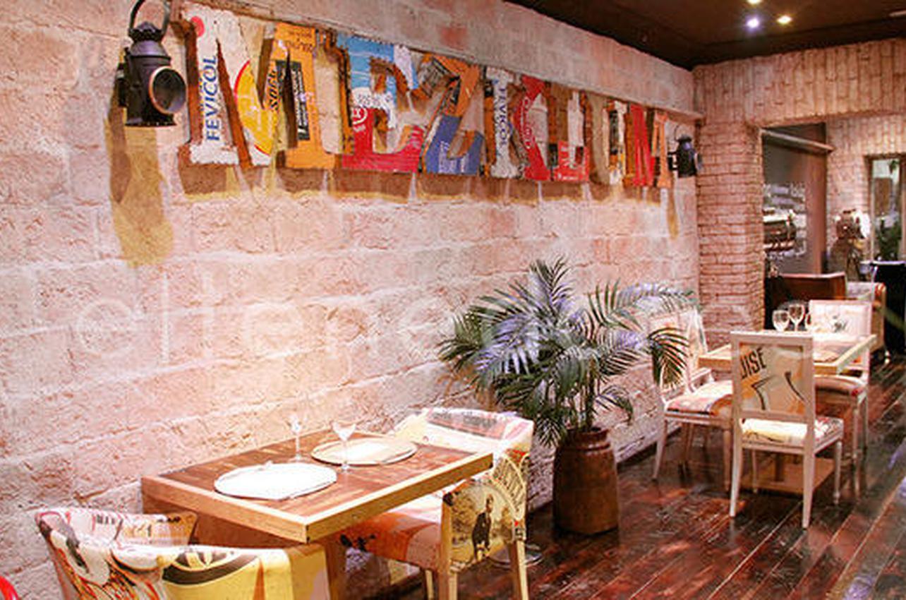 Mezklum Restaurante