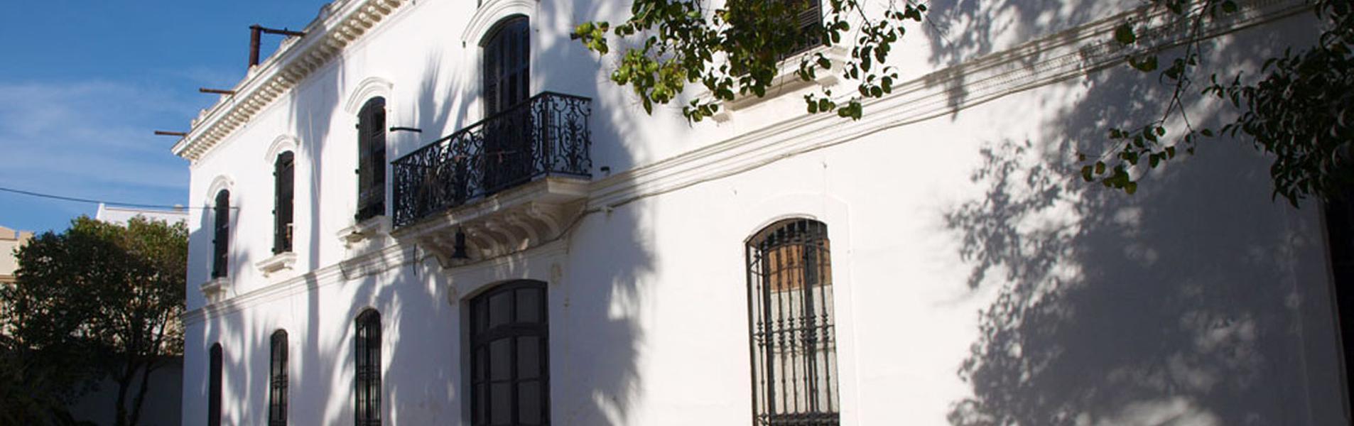 Palacio de los Infantes de Orleans y Borbón