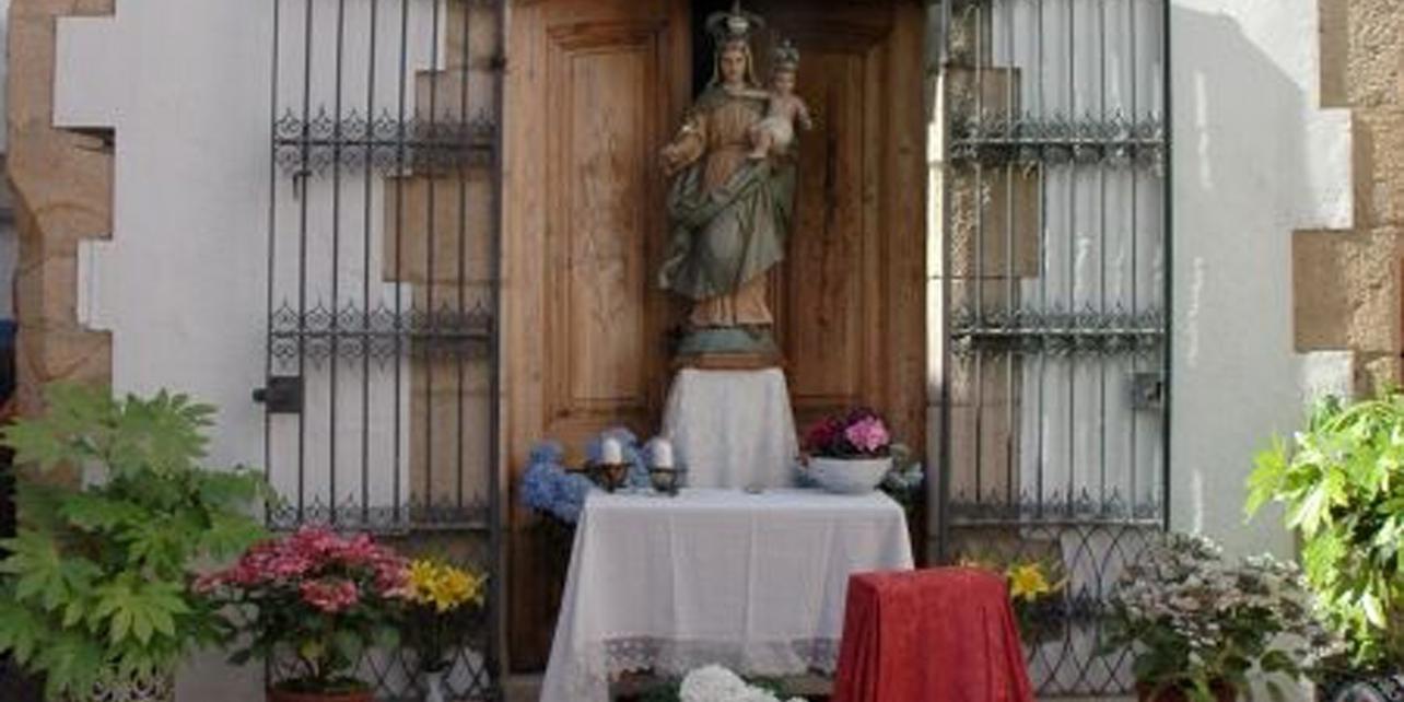 Capilla de la Virgen del Socorro de Tossa de Mar