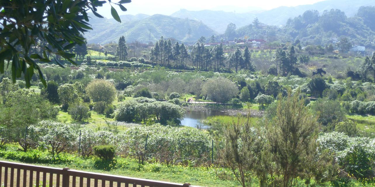 Área recreativa La Laguna