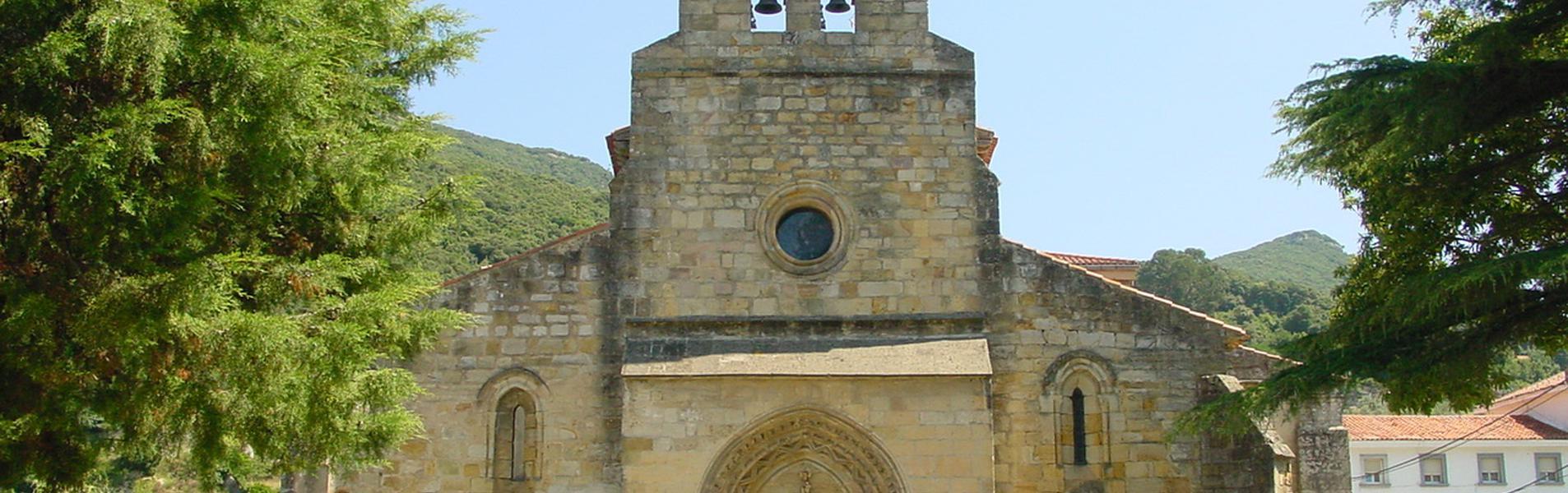 Monasterio de Santa María del Puerto