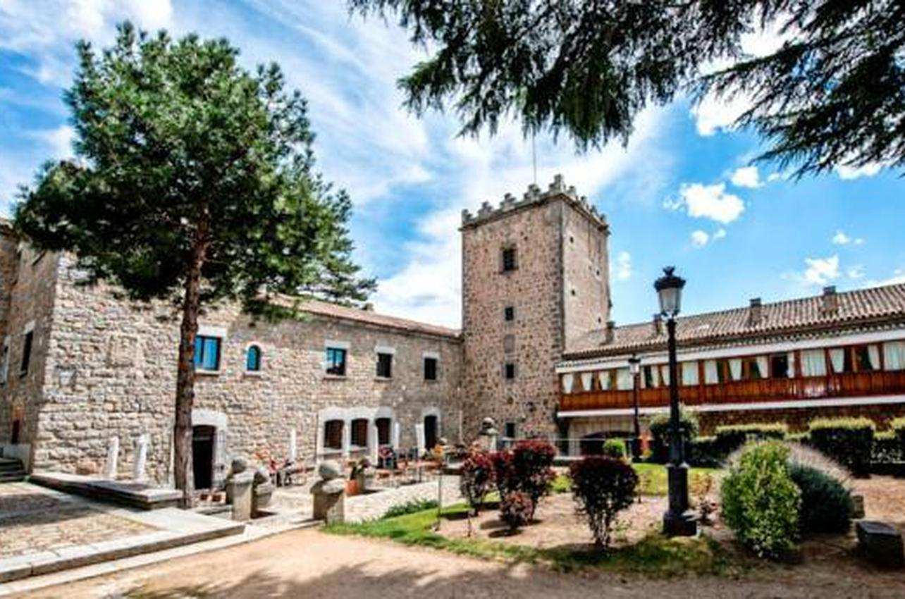 Parador de Ávila - Marmitia