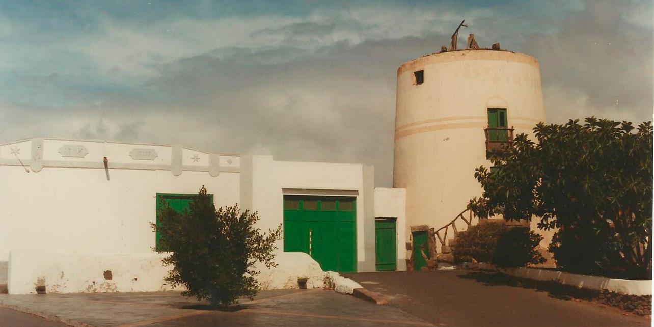 Molino de Don José María Gil