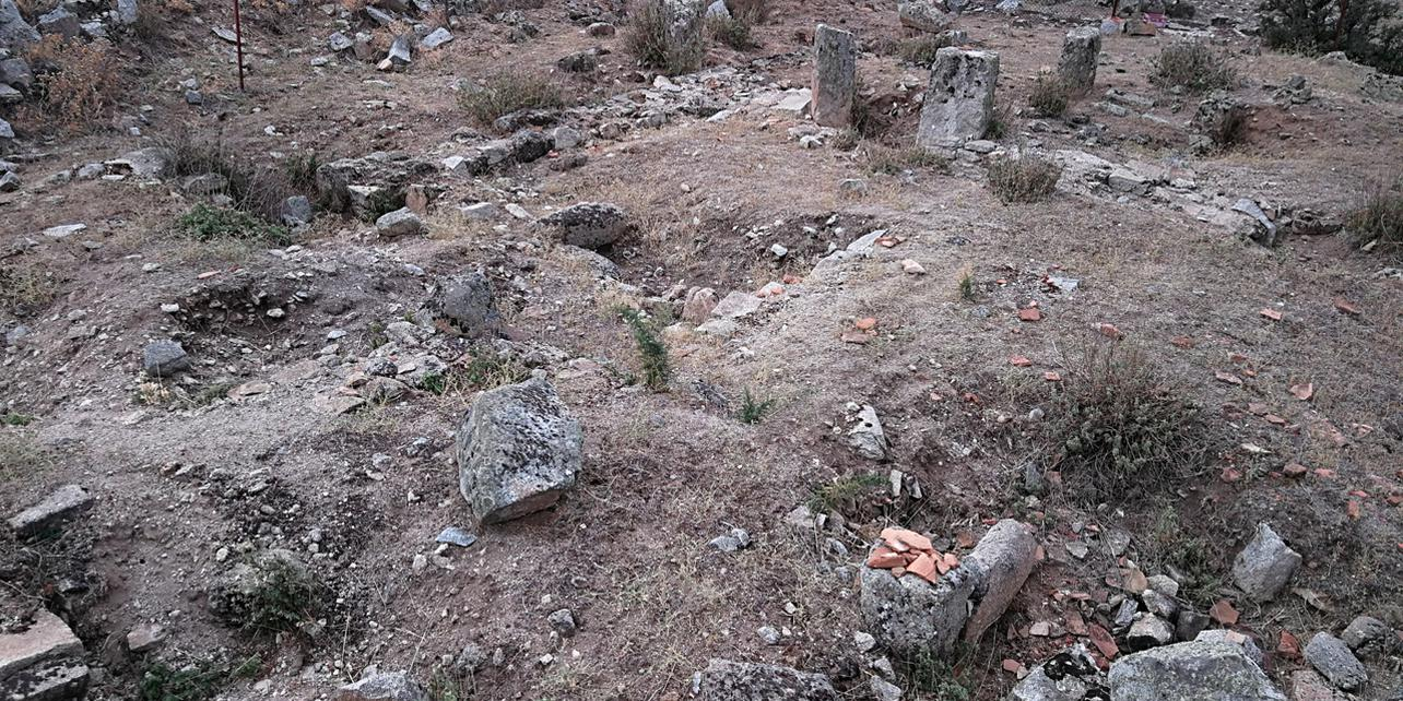 Necrópolis del Chorrito