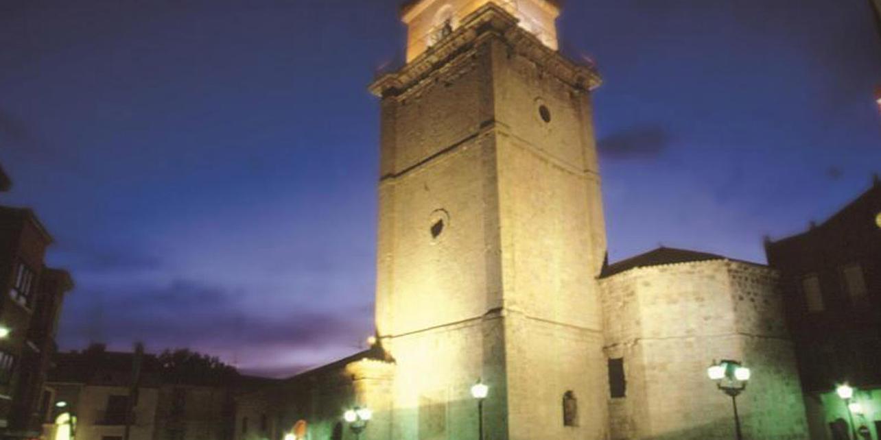 Iglesia de Santa María en Peñafiel