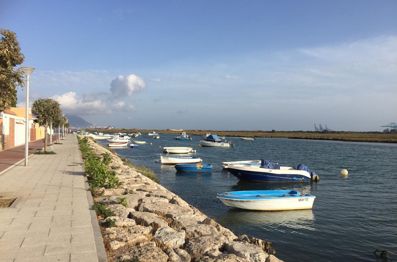 El río Palmones. Imagen cedida por la Oficina de Turismo de Los Barrios