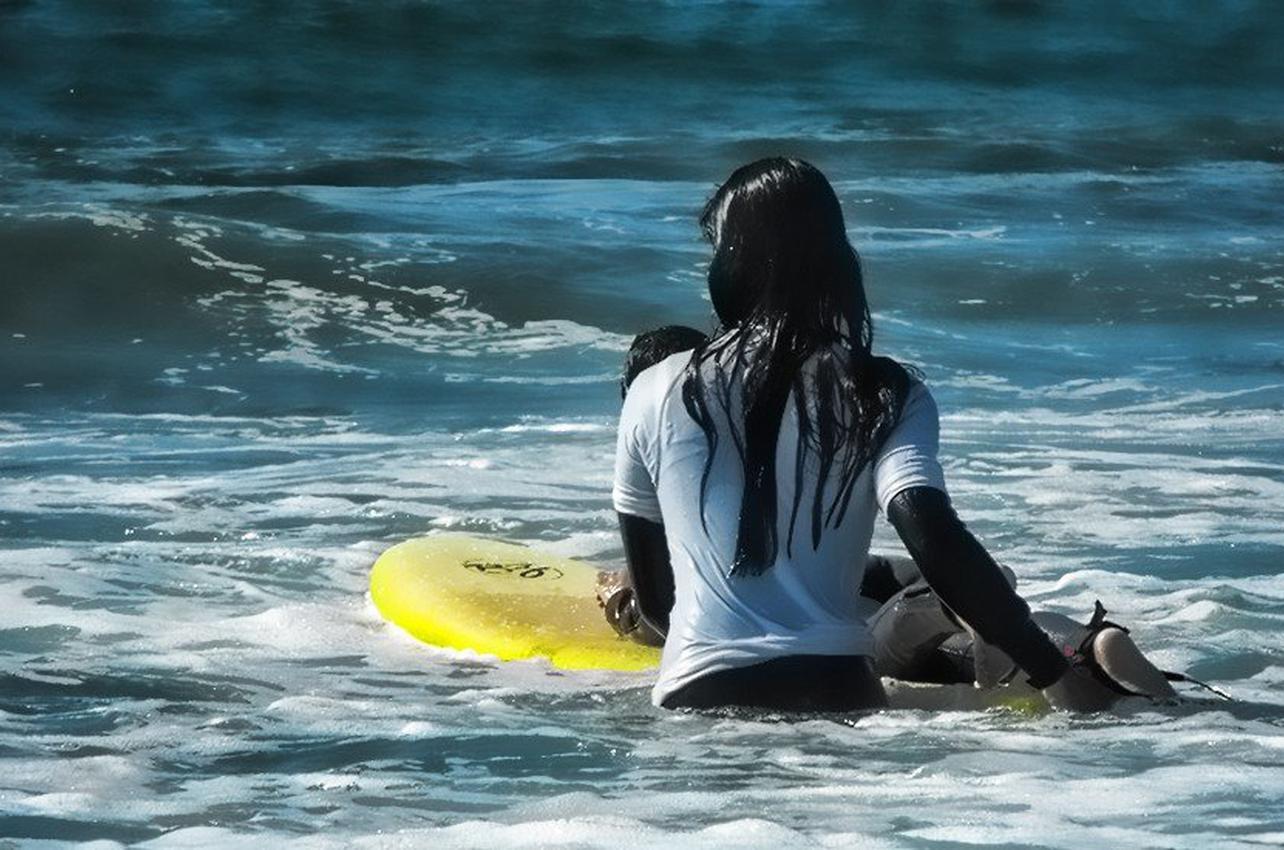 2 horas de iniciación al surf en Loredo