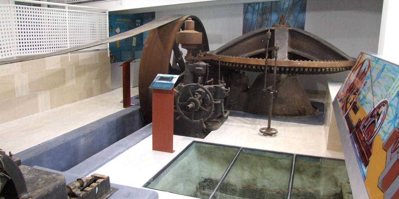 Museo y centro de Interpretación de la Luz y el Agua