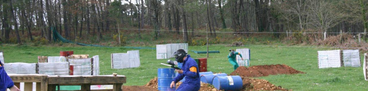 Paintball Vila de Cruces en Lalin