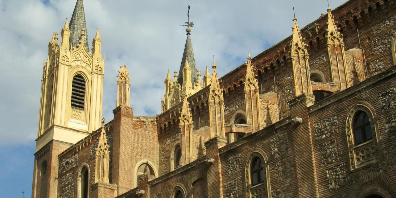 Iglesia de San Jerónimo el Real 'Los Jerónimos'