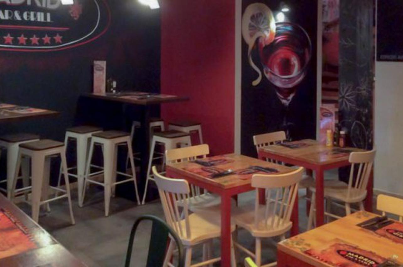 Madrid Bar Grill