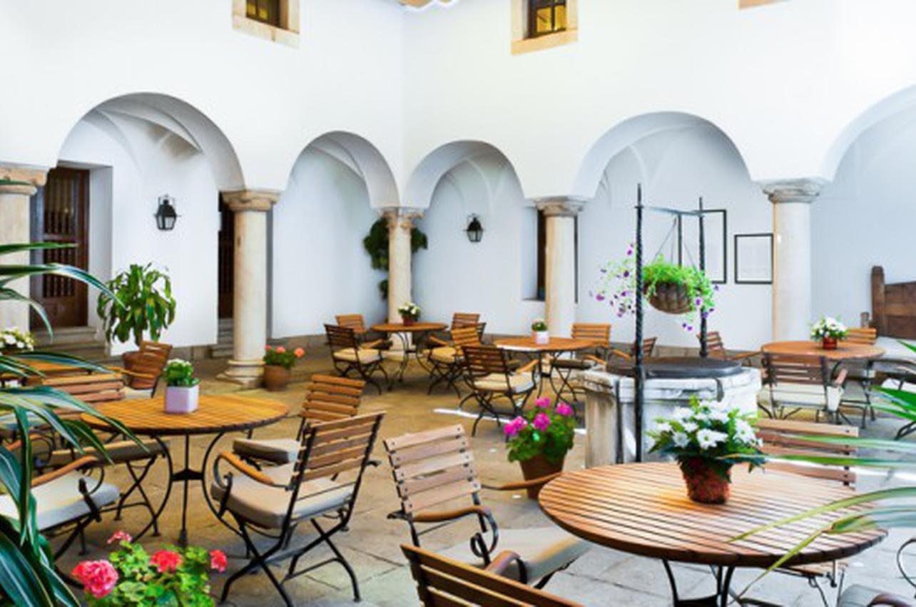 Restaurante Parador de Mérida