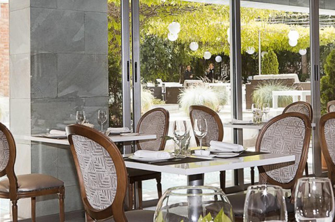 Restaurante Los Patos- Hospes Palacio de los Patos