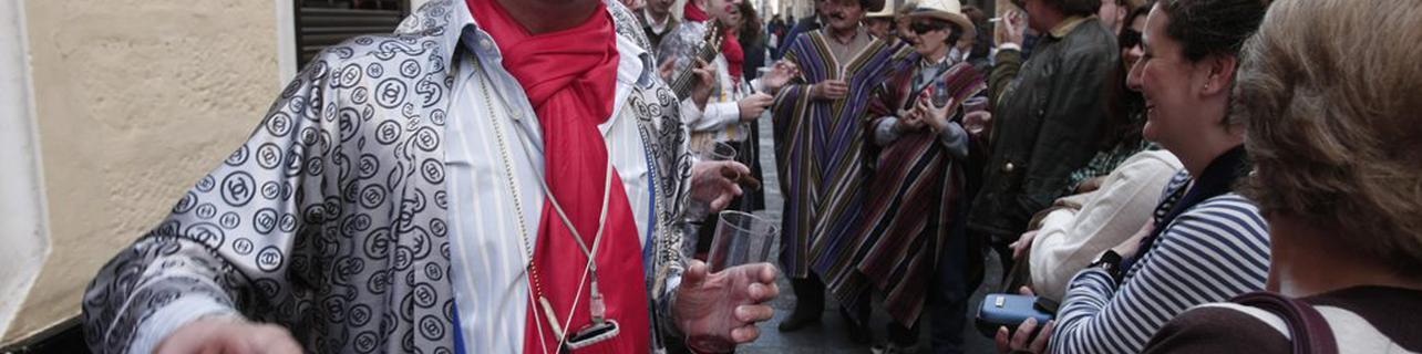 Los Carnavales de Cádiz en la intimidad