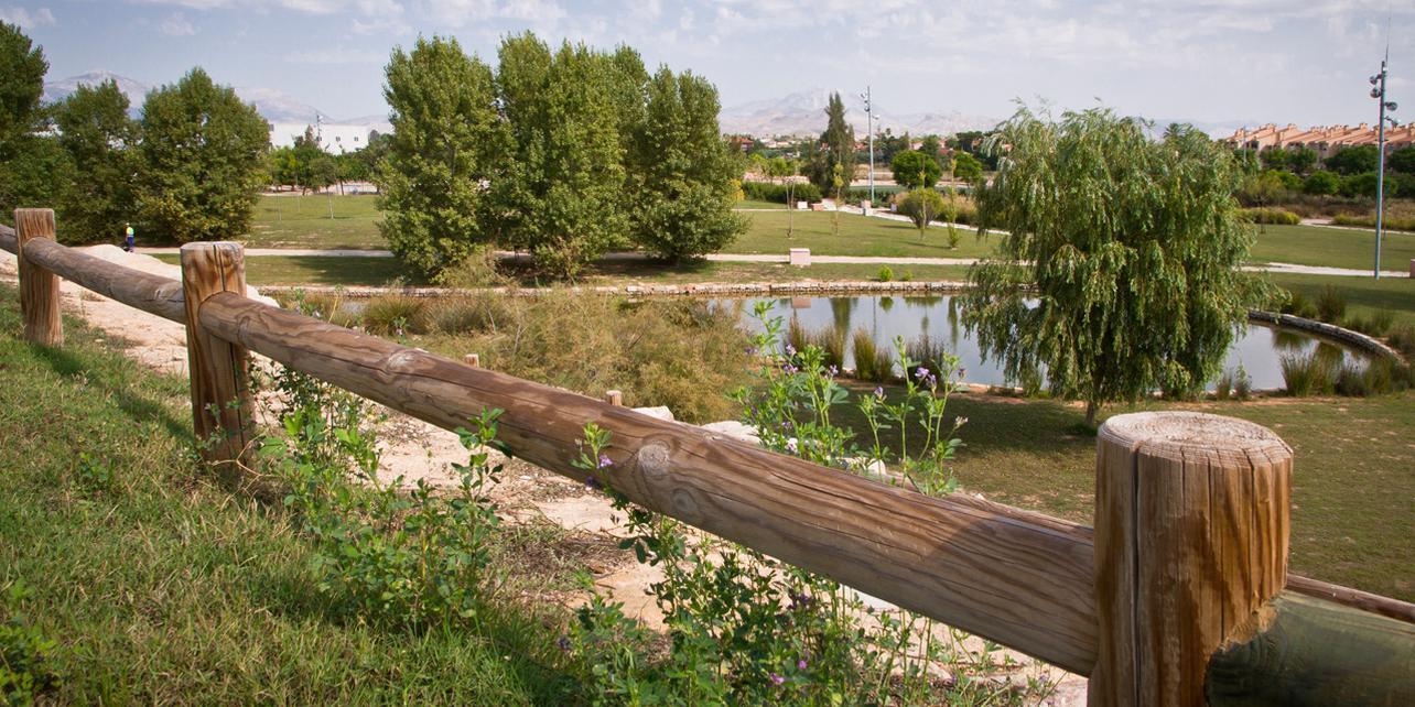 Parque Presidente Adolfo Suárez