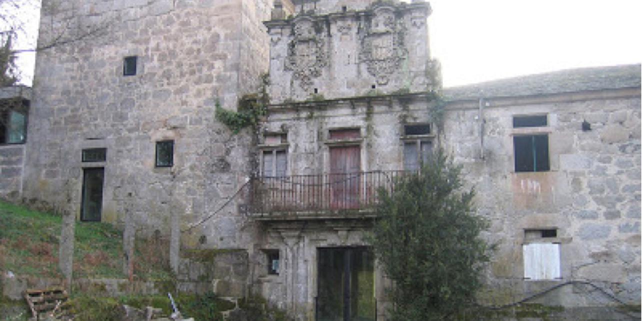 Monasterio de San Pedro de Cellán