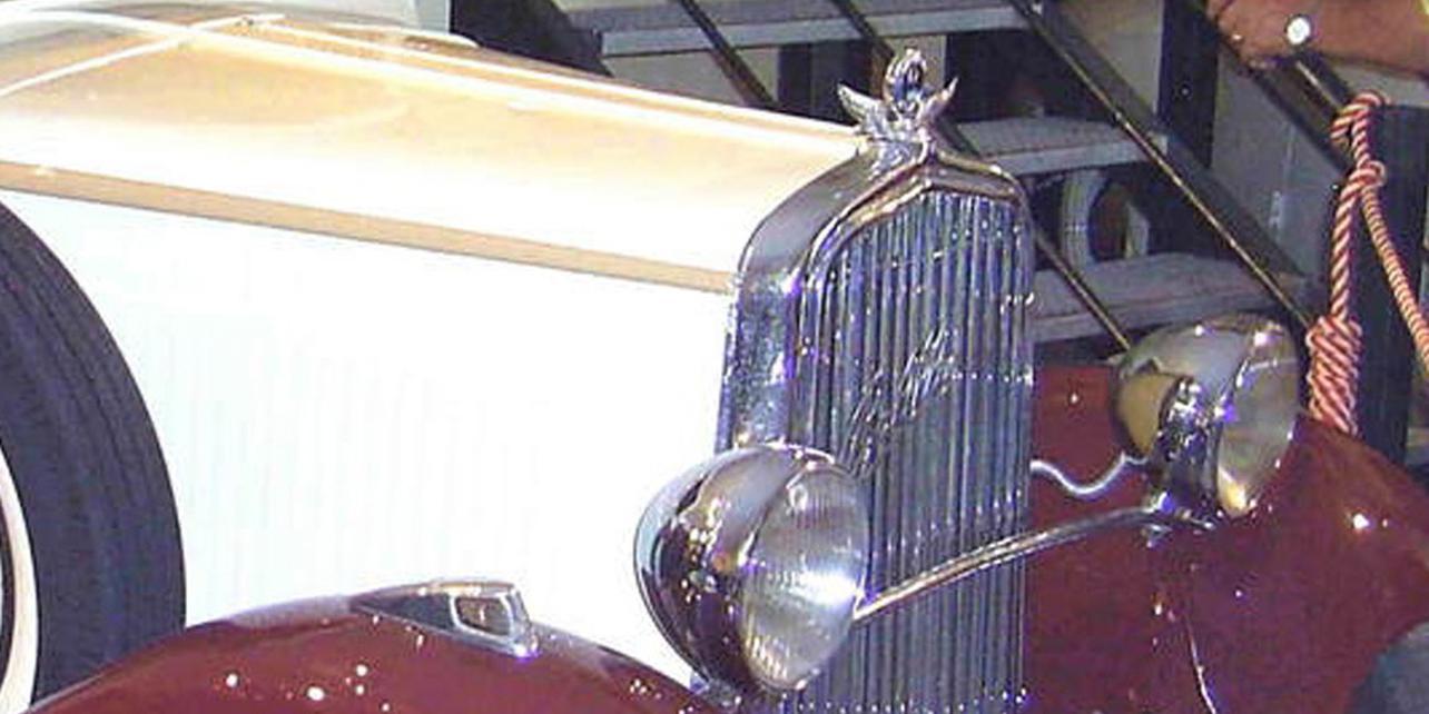 Museo de la Automoción Antigua