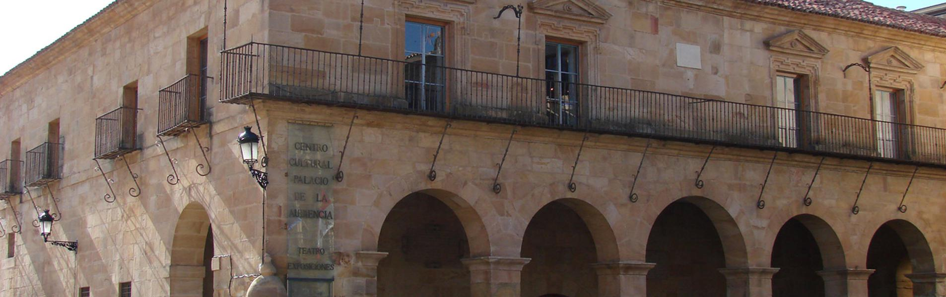 Palacio de la Audiencia