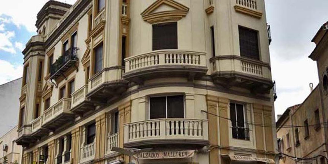 Antigua Sucursal del Banco de España
