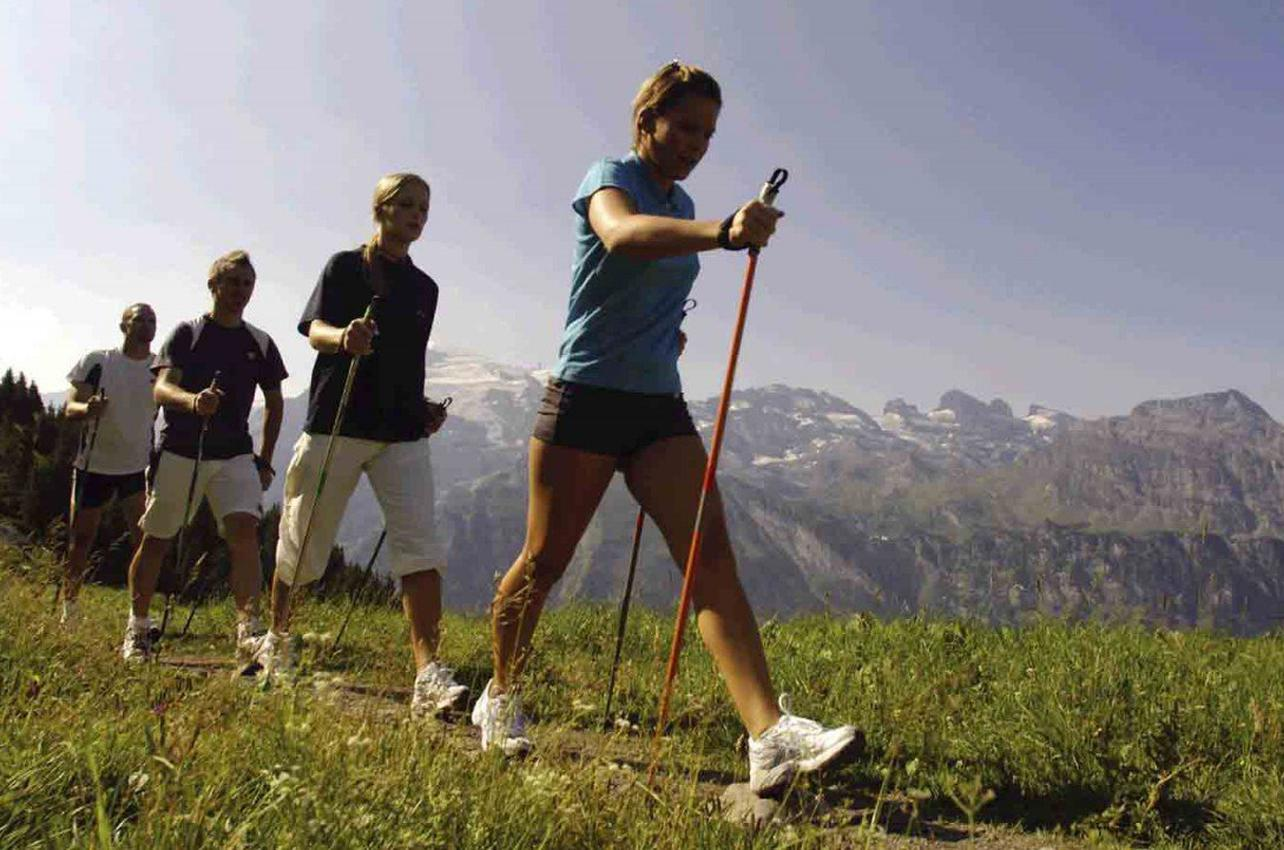Nordic Walking en Barcelona