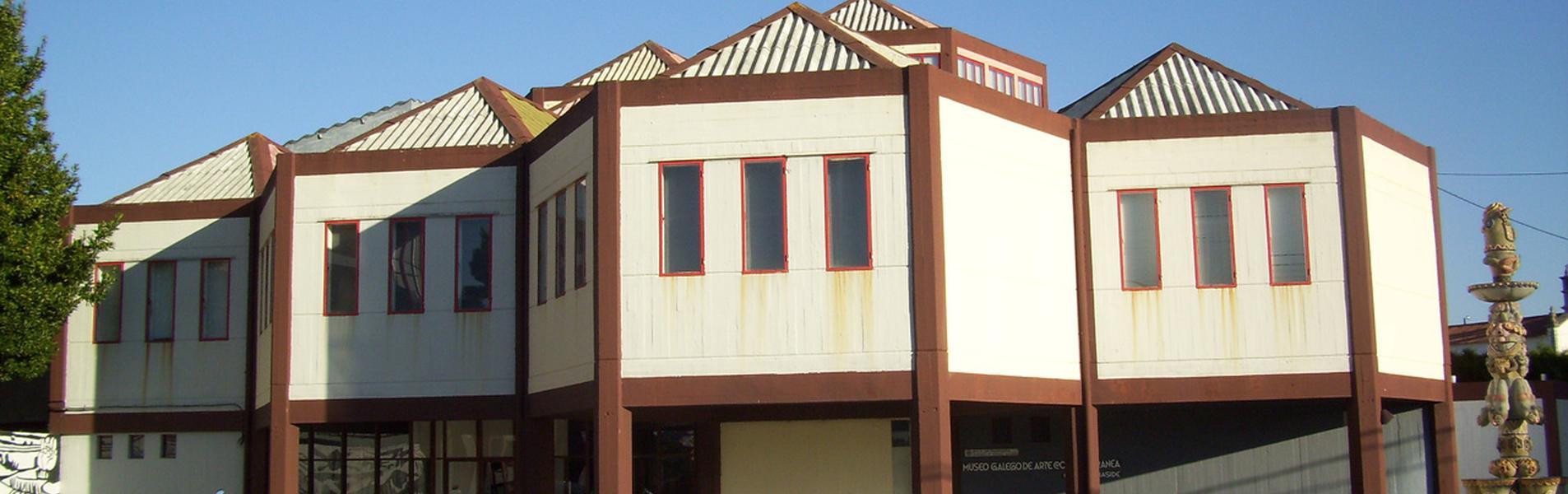 """Museo Gallego de Arte Contemporáneo """"Carlos Maside"""""""