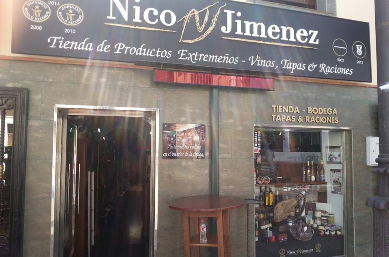 Nico Jiménez (Tienda-Tapas-Restaurante)