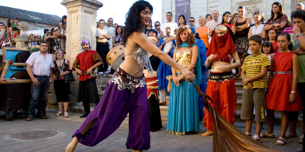 """Mercado medieval de la """"India Chica"""""""