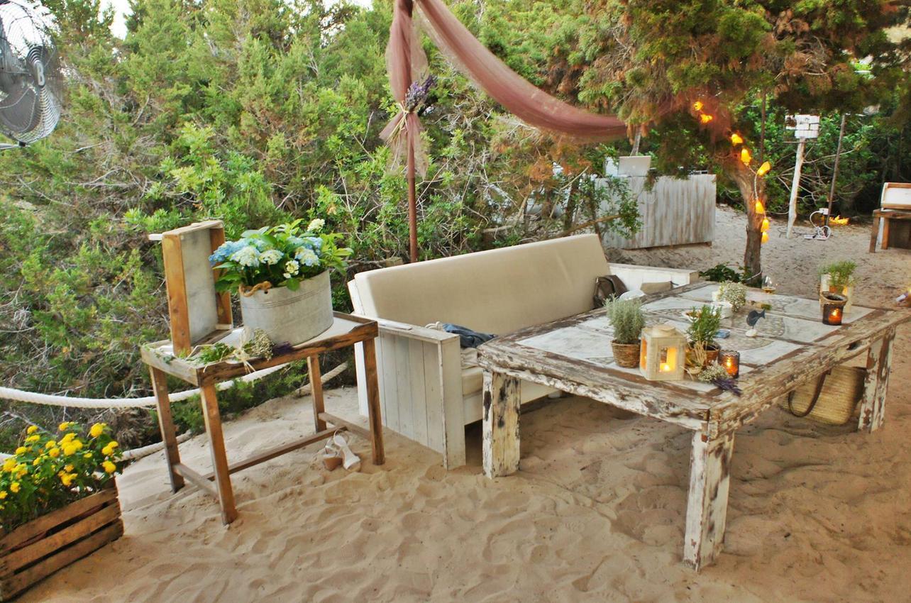 Beso Beach Restaurant Formentera