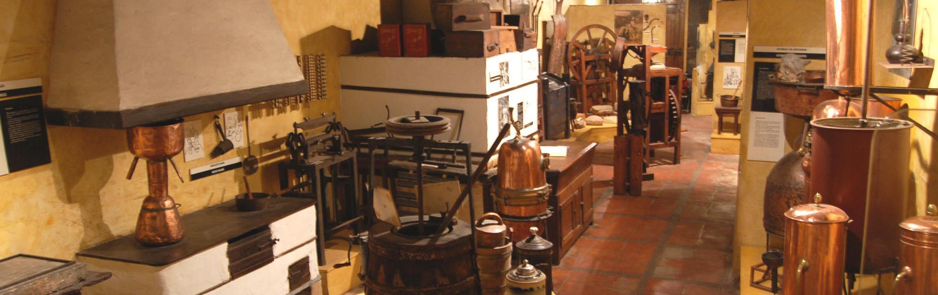Museo de confitería Gorrotxategi