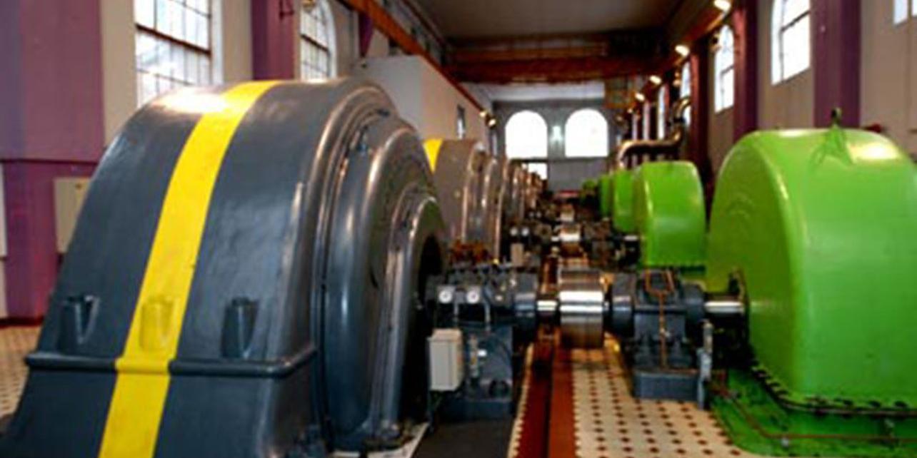 Museo Hidroeléctrico de Capdella