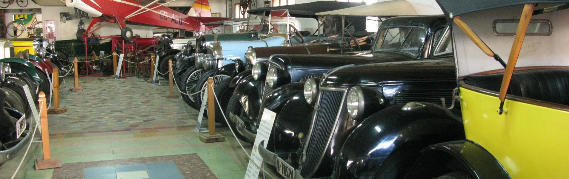 Museo de Automóviles Salvador Claret