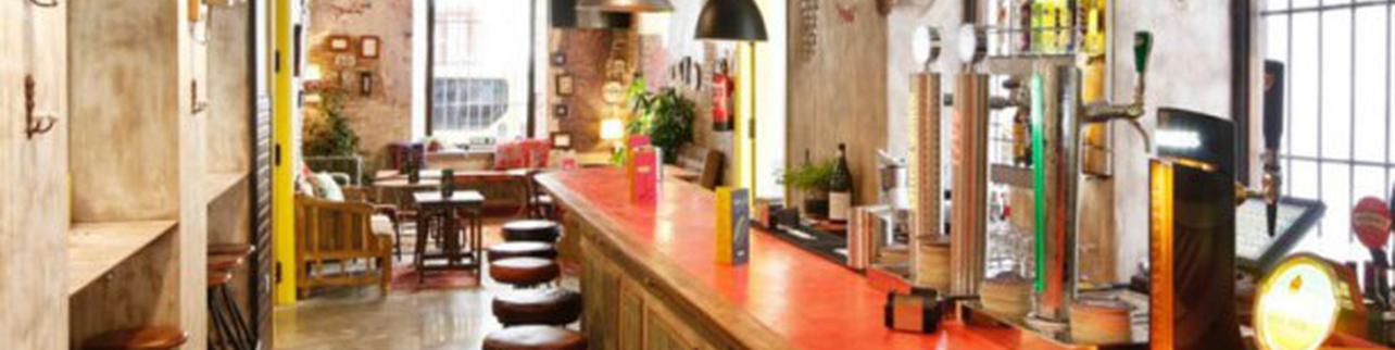 Lemon Rock Bar