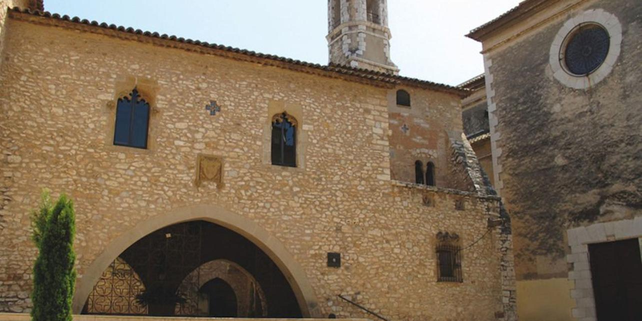 Castillo de La Geltrú