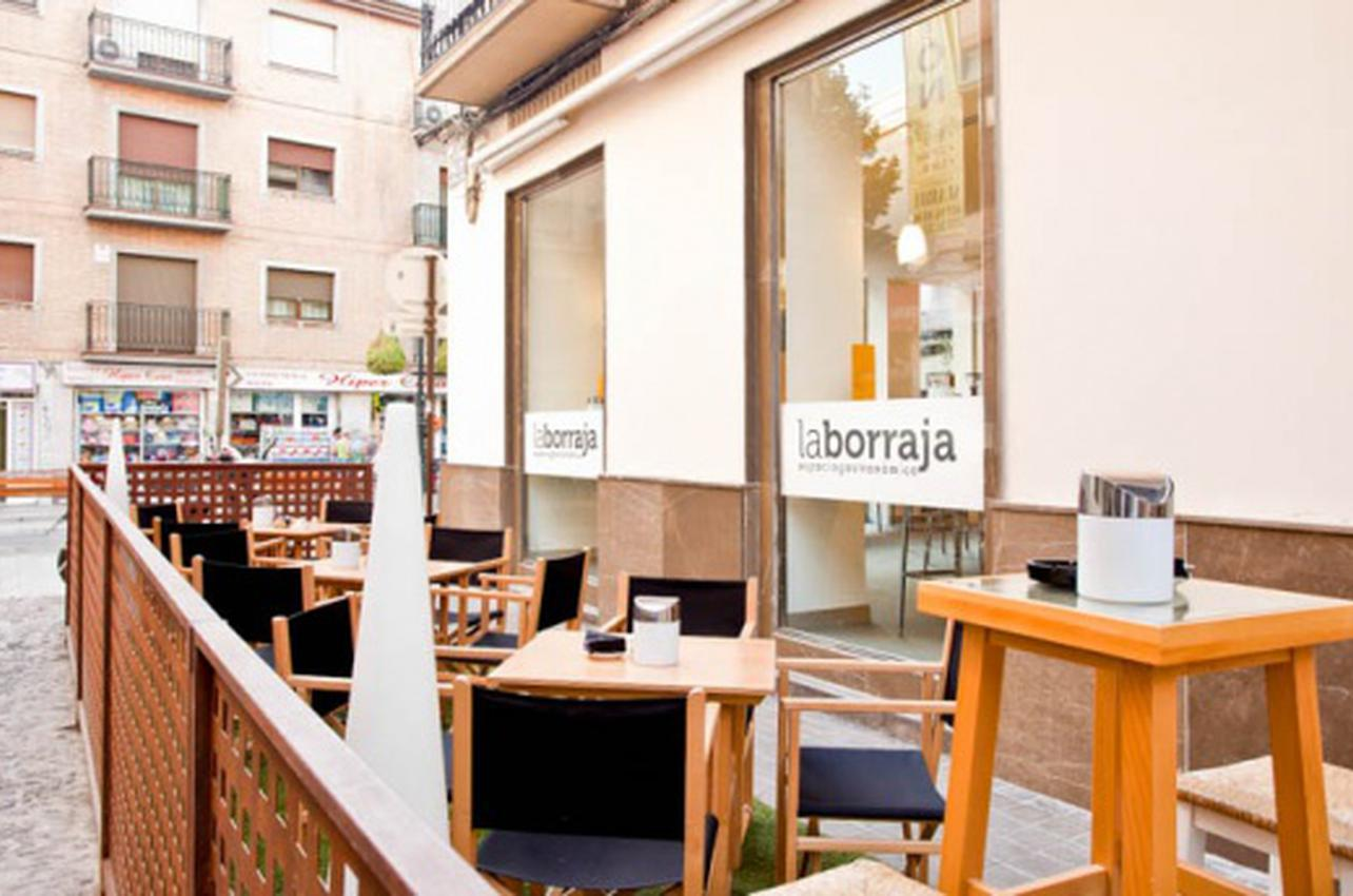 La Borraja