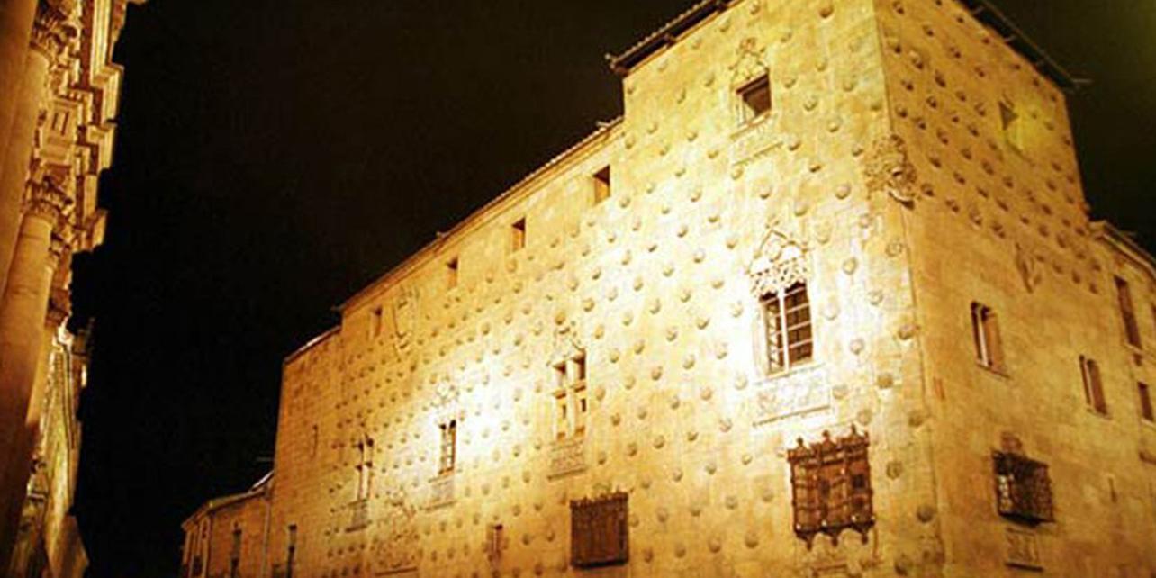 Casa de las Conchas de Salamanca
