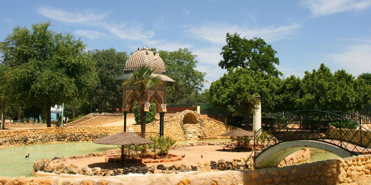Parque de la Alquería del Pilar