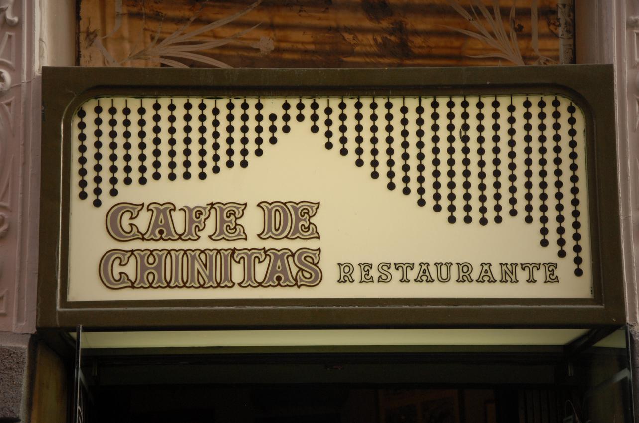 Café de Chinitas