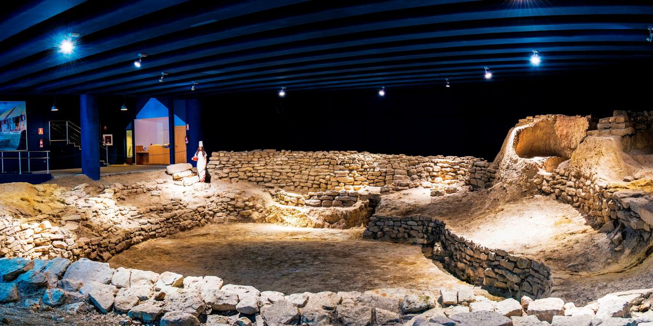 Museo Estanque Celtibérico de la Barbacana