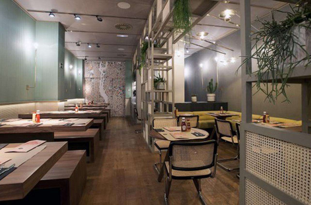 New York Burger - Miguel Ángel
