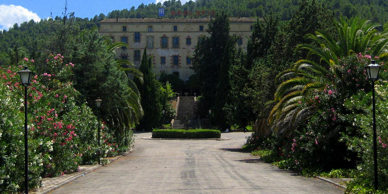 Monasterio de Aguas Vivas