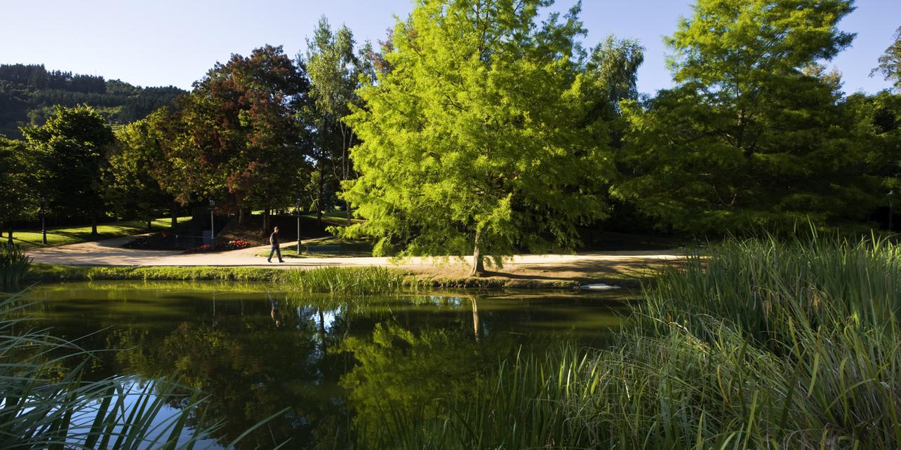 Parque de los Pueblos de Europa | Guía Repsol