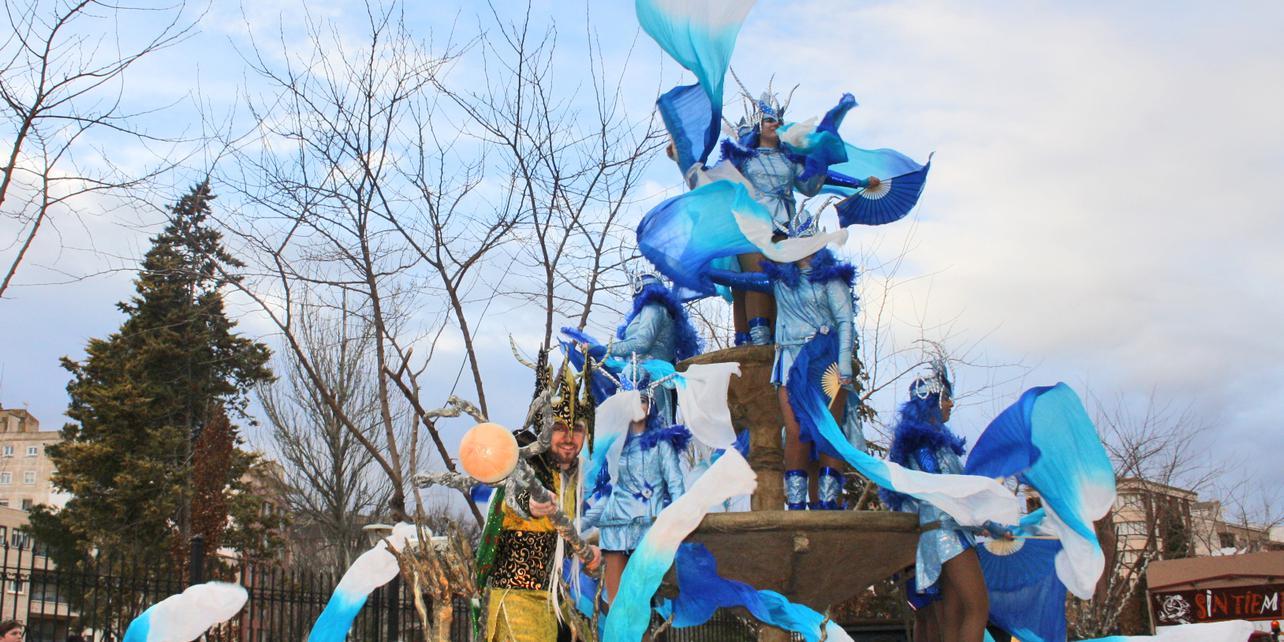 Carnavales de La Roda
