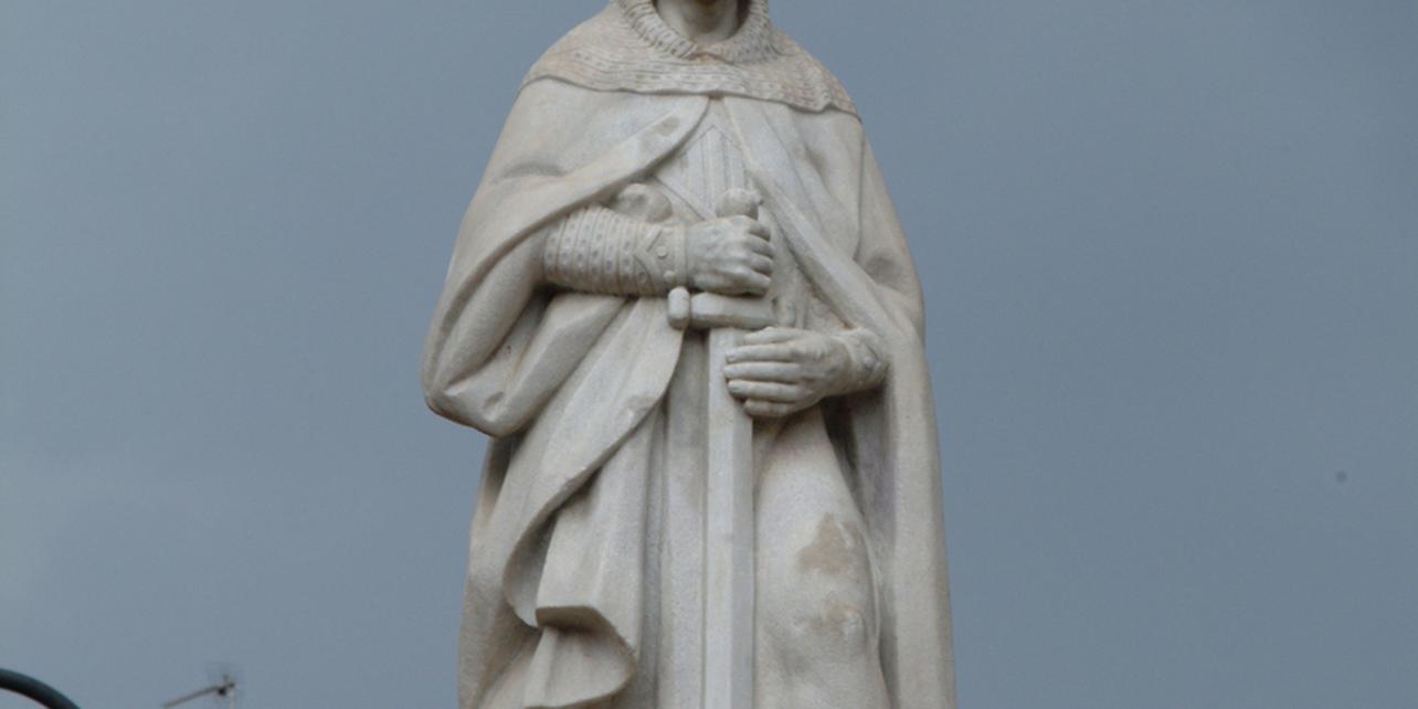 Monumentos a la Constitución y a Jaime I