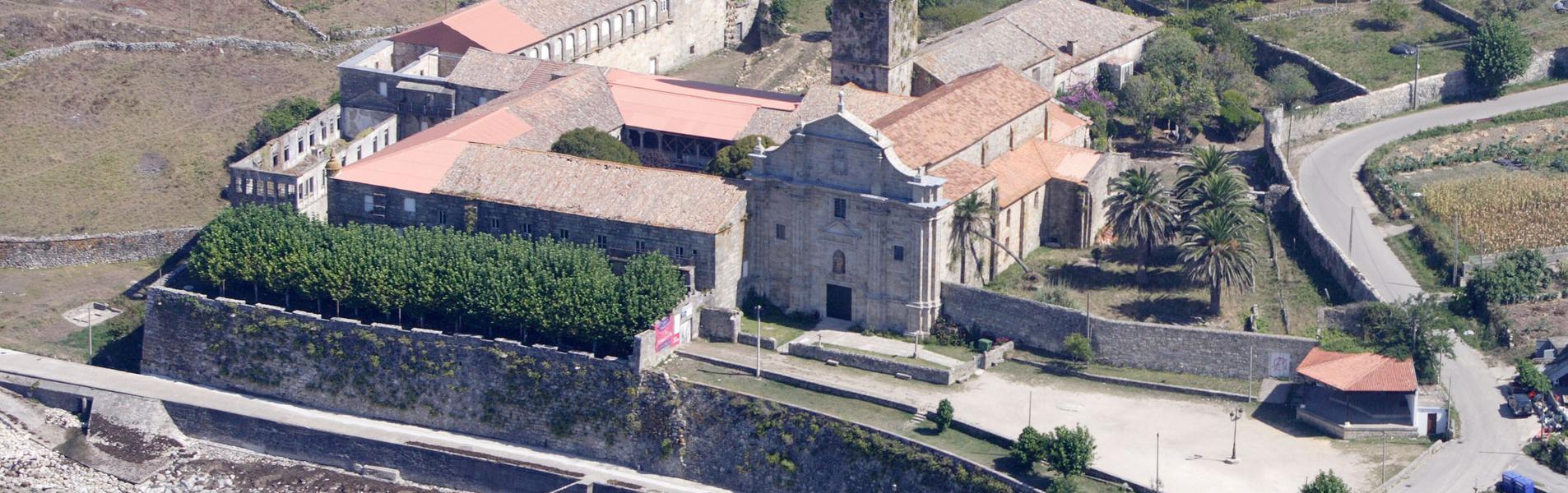 Monasterio cisterciense de Santa María la Real de Oia
