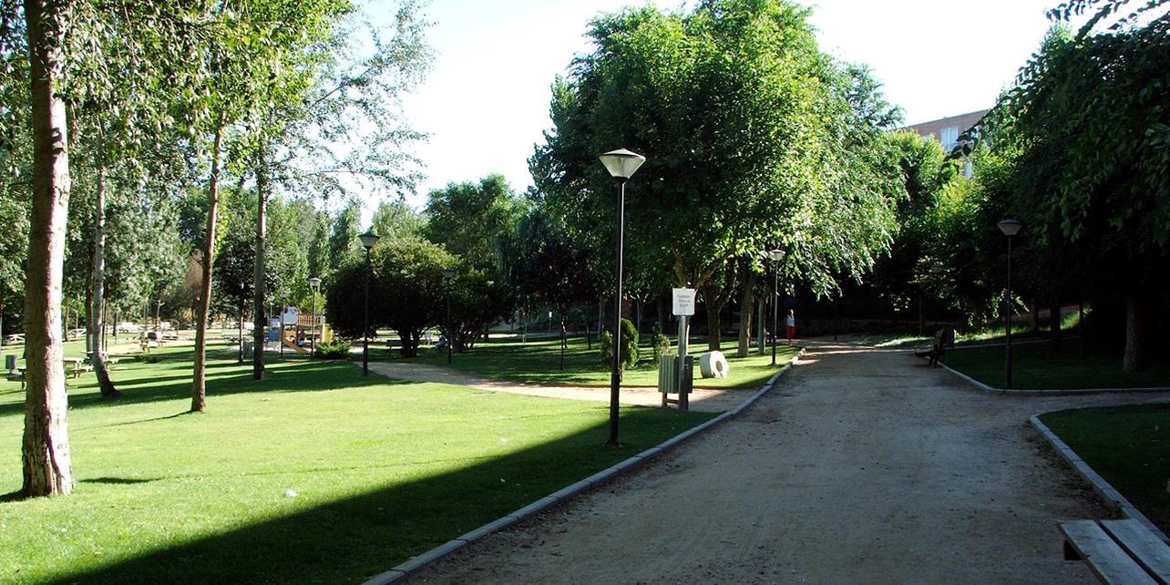 Parque de El Bosque