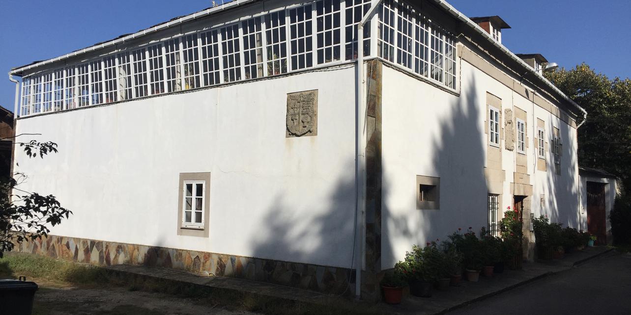 Pazo-Torre de Miraflores