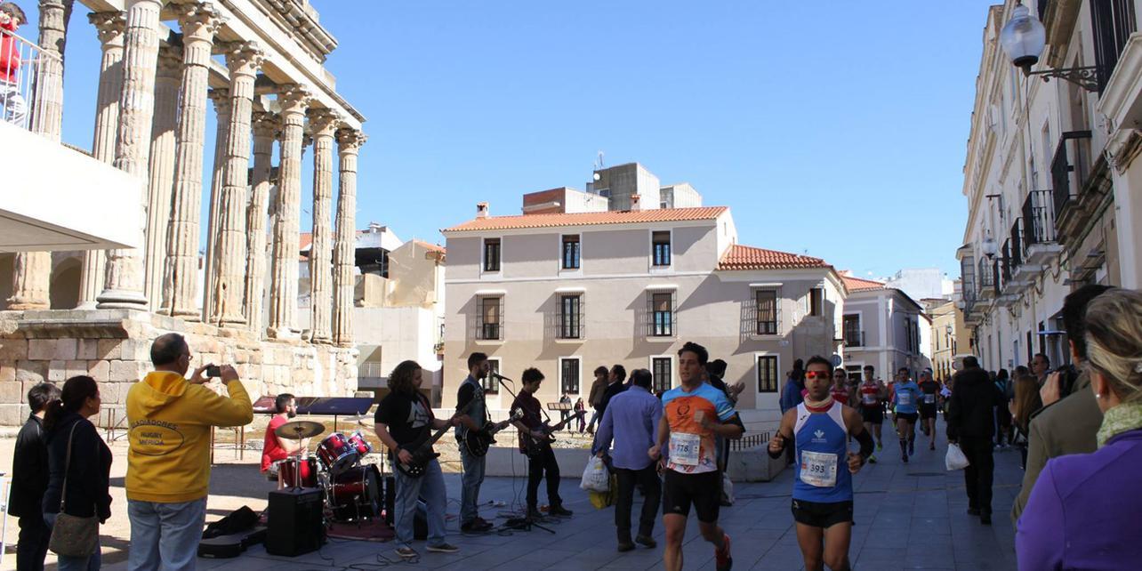 Media Maratón Patrimonio de la Humanidad