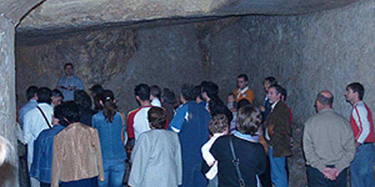 Monasterio rupestre